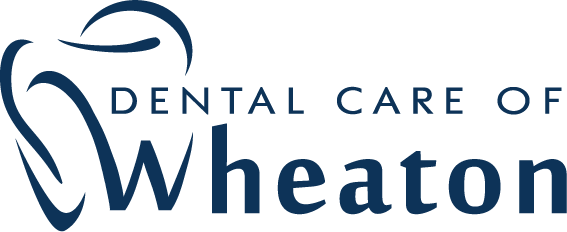 dental care of wheaton logo